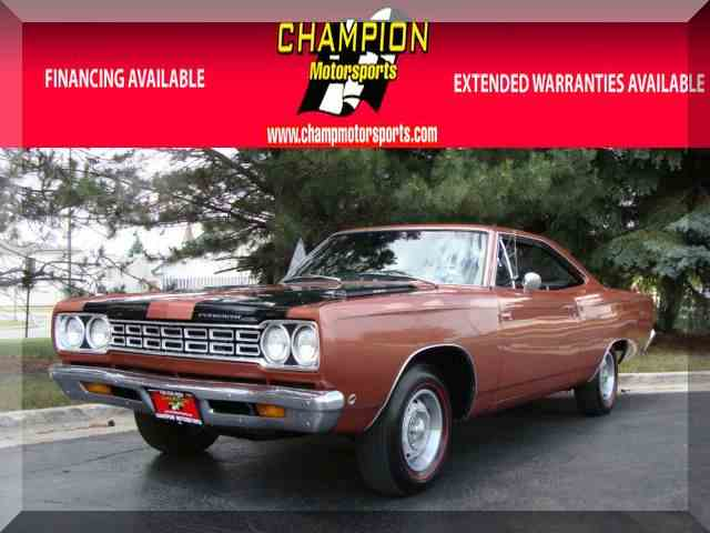 1968 Plymouth Road Runner Recreation | 993937