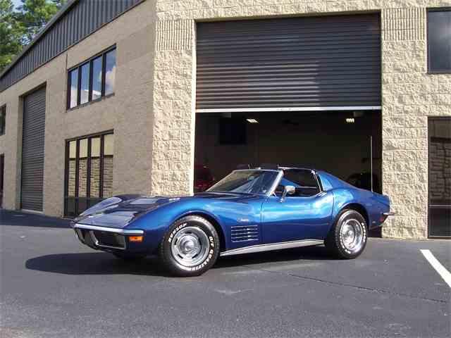 1970 Chevrolet Corvette | 993943