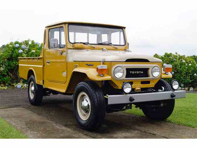 1979 Toyota Land Cruiser HJ45 | 993953