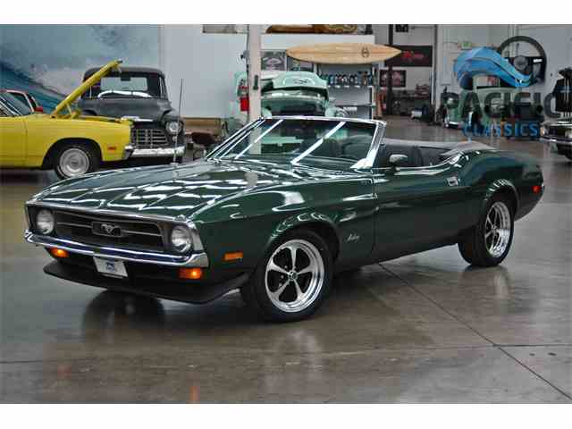 1971 Ford Mustang | 993955