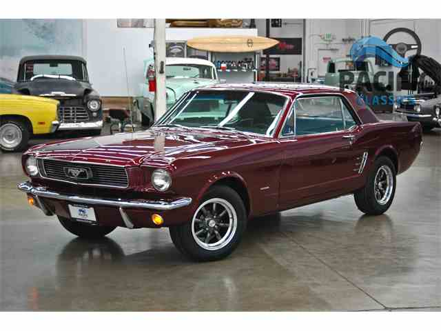 1966 Ford Mustang | 993956