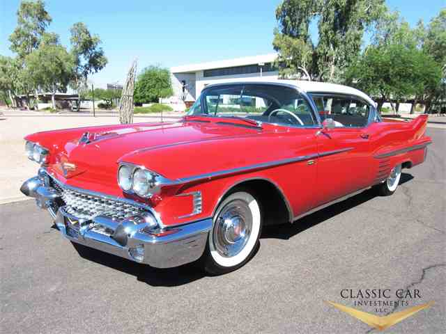 1958 Cadillac Coupe DeVille | 993965