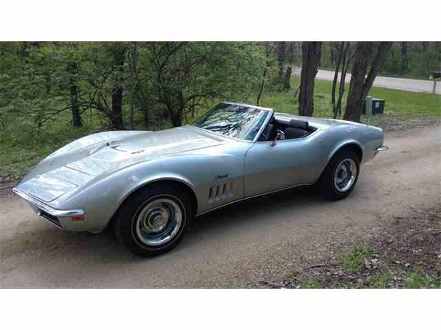 1969 Chevrolet Corvette | 993969