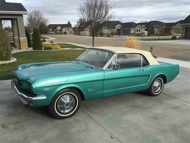 1965 Ford Mustang | 993970