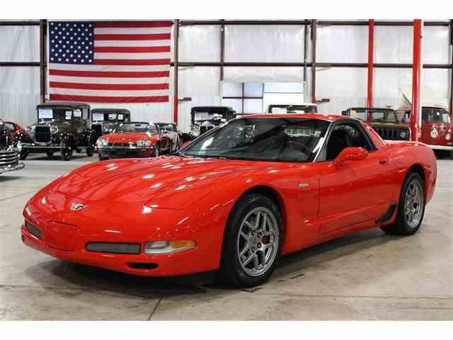 2003 Chevrolet Corvette   993977