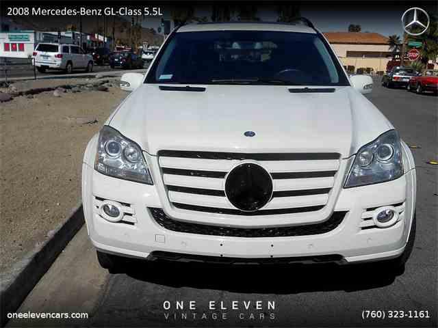 2008 Mercedes-Benz GL-Class | 993979