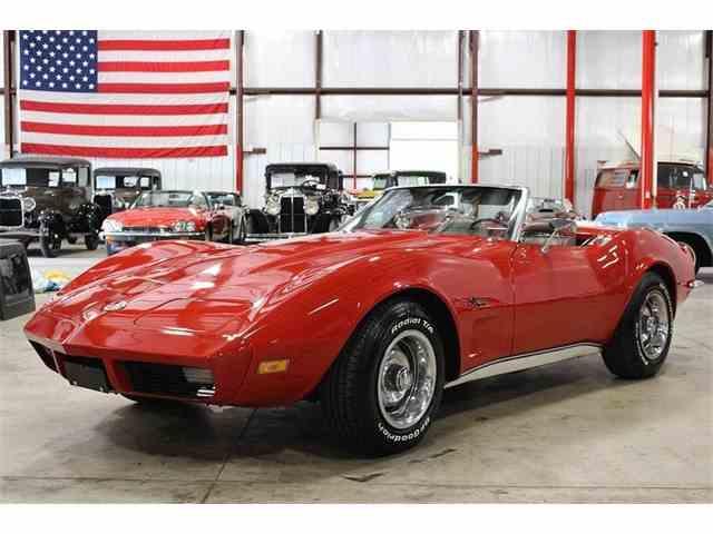 1973 Chevrolet Corvette | 993980