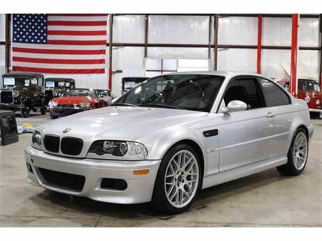 2003 BMW M3   993983