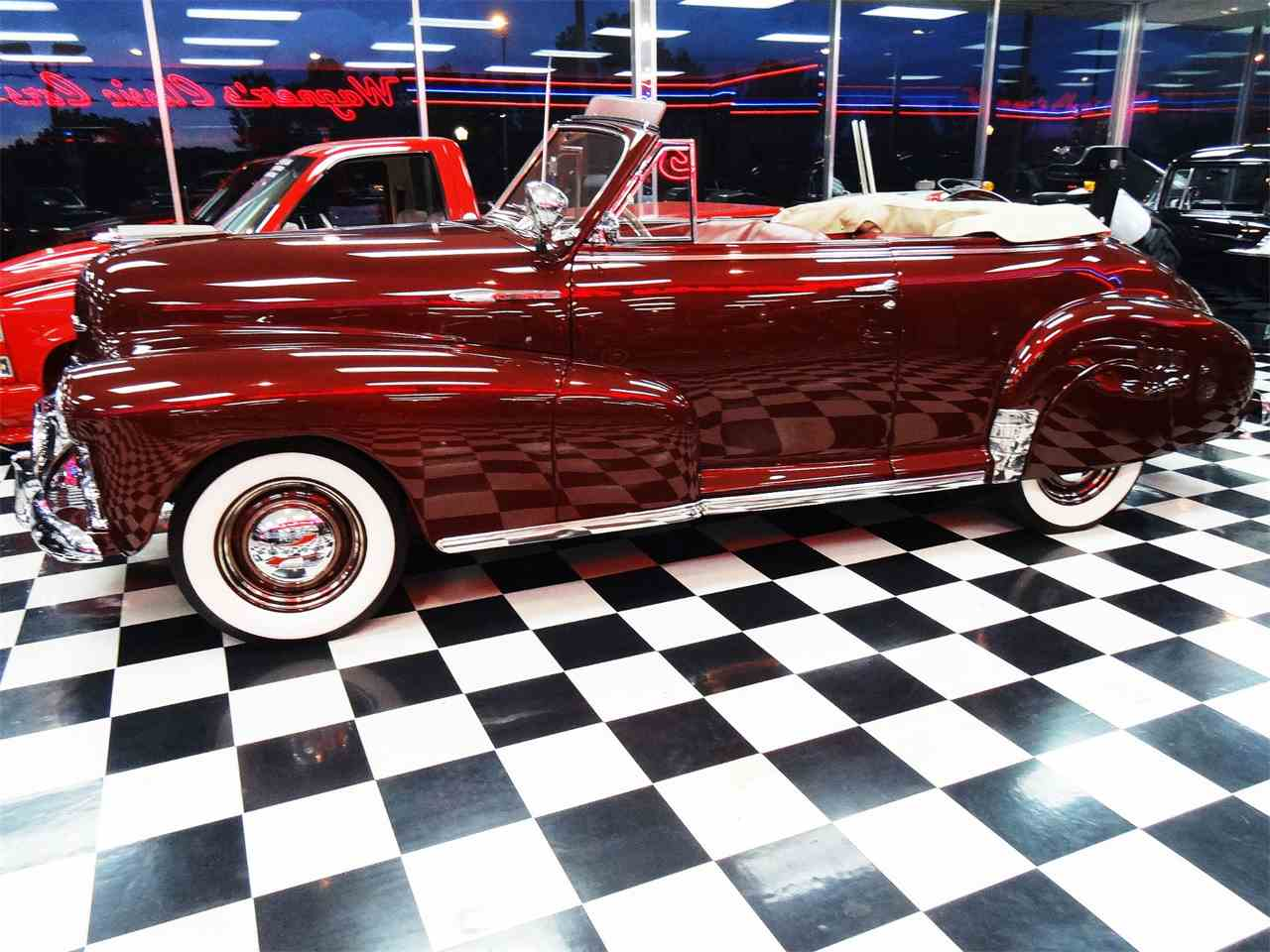 1947 chevrolet fleetmaster convertible for sale | classiccars