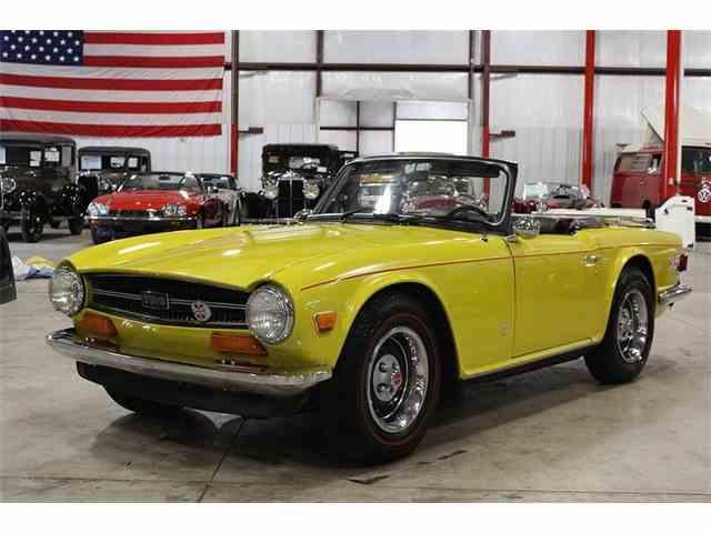 1974 Triumph TR6 | 993987