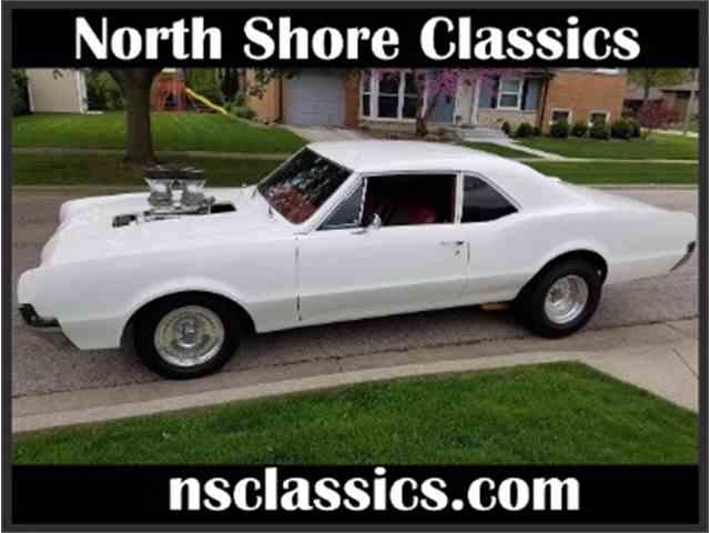 1967 Oldsmobile F85 | 993990
