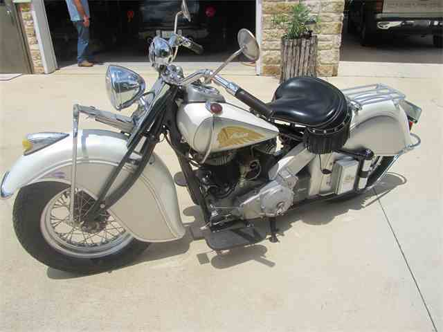 1945 Indian Indian Chief Civilain | 990004