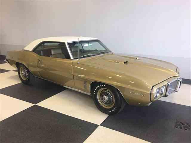 1969 Pontiac Firebird | 994010