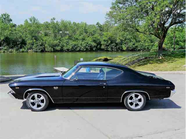 Chevrolet Ss 69 >> 1969 Chevrolet Chevelle SS for Sale on ClassicCars.com - 28 Available