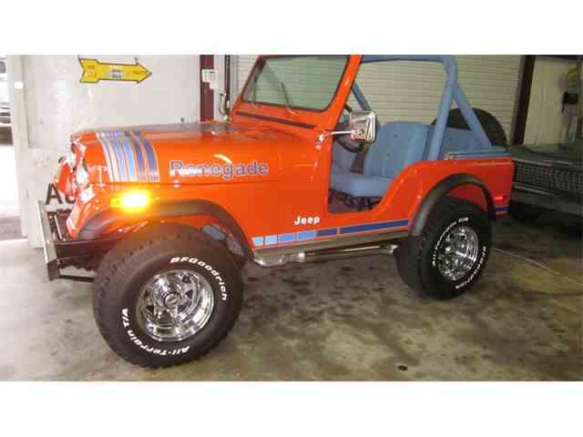 1979 Jeep CJ5 | 994015