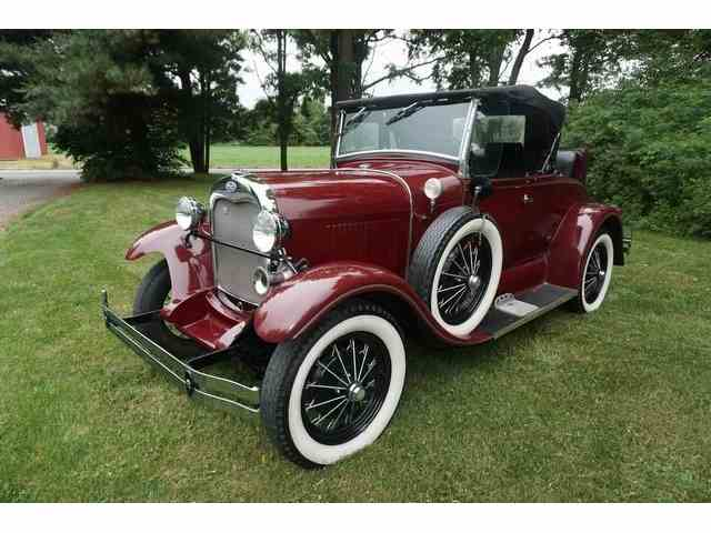 1929 Ford MODEL A REPLICA CONVERTIBLE | 994016