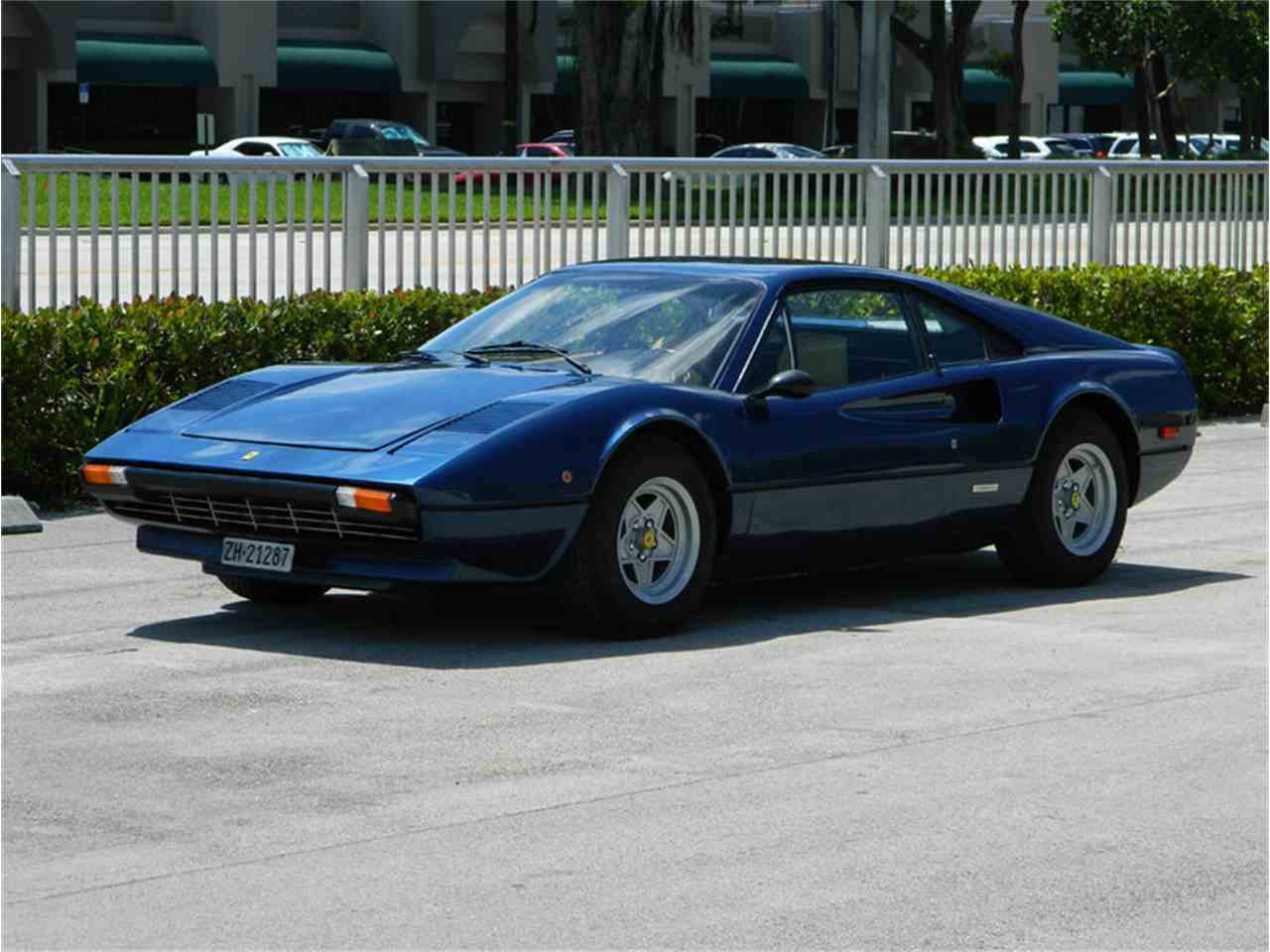 1977 ferrari 308 for sale cc 994019. Black Bedroom Furniture Sets. Home Design Ideas