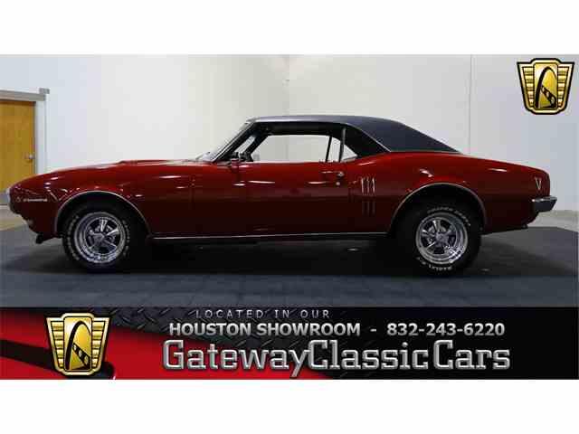 1968 Pontiac Firebird | 994028
