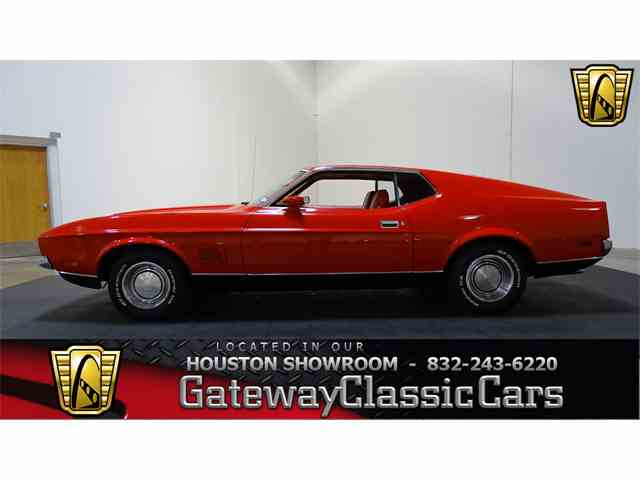 1971 Ford Mustang | 994029