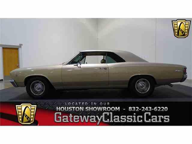 1967 Chevrolet Chevelle | 994030