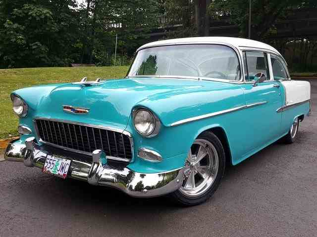 1955 Chevrolet Bel Air | 994034