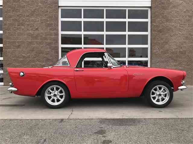 1961 Sunbeam Alpine | 994036