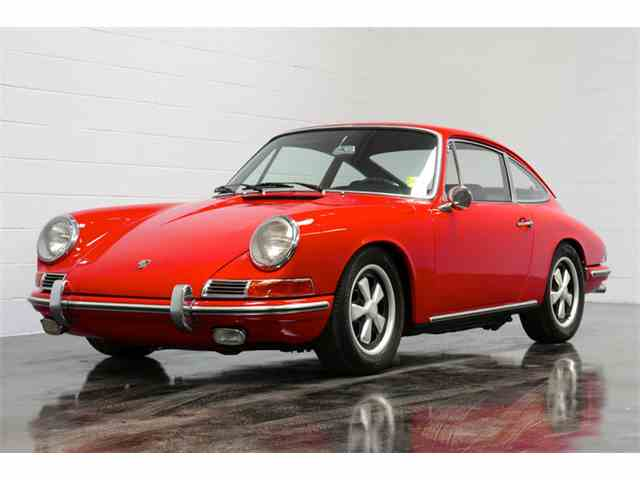 1967 Porsche 912 | 994040