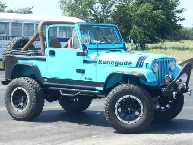Picture of '80 CJ7 Offered by Knippelmier Classics - LB09