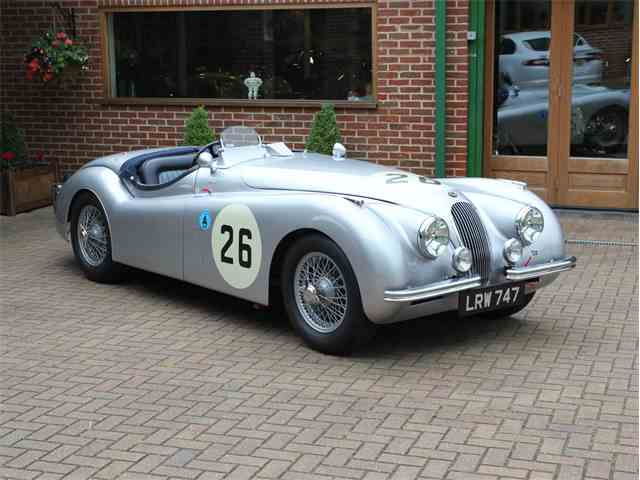 1951 Jaguar XK120 Period Competition Roadster | 994042
