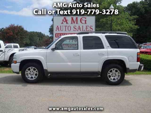 2005 Chevrolet Tahoe   994045