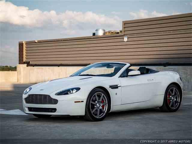 2008 Aston Martin Vantage | 994051