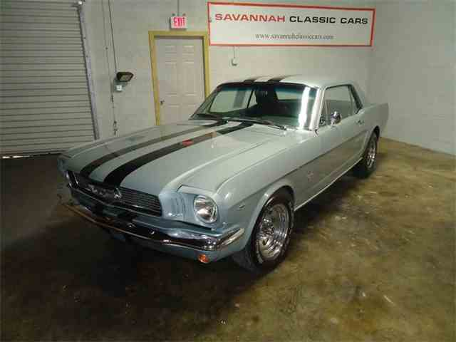 1966 Ford Mustang | 994052
