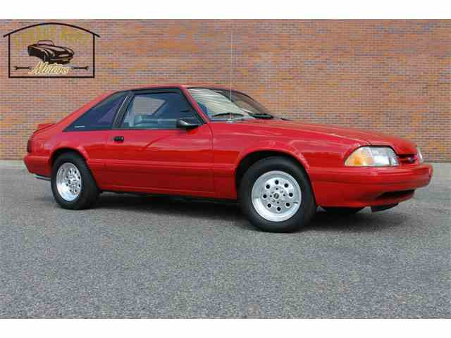 1990 Ford Mustang | 990407