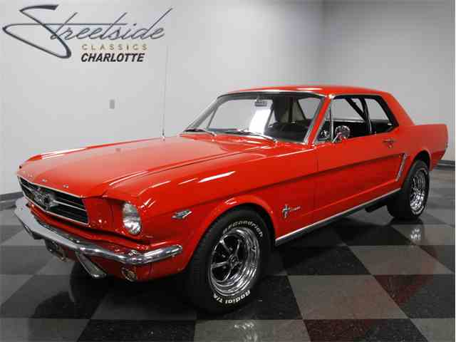1965 Ford Mustang | 994070