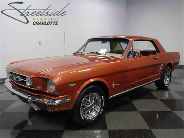1965 Ford Mustang | 994072