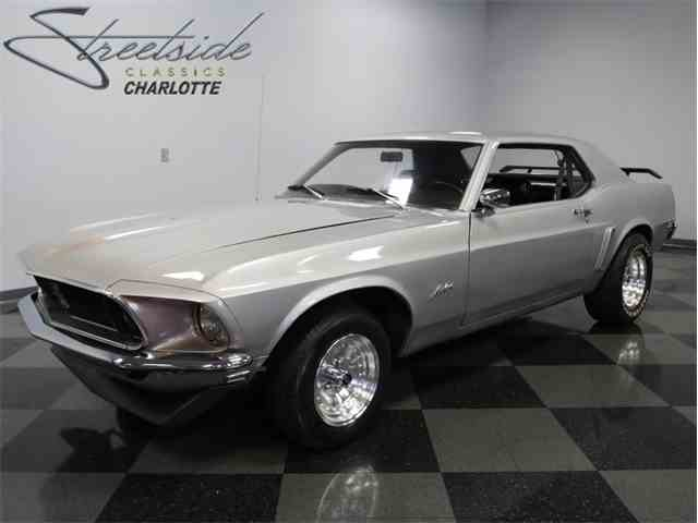 1969 Ford Mustang | 994074