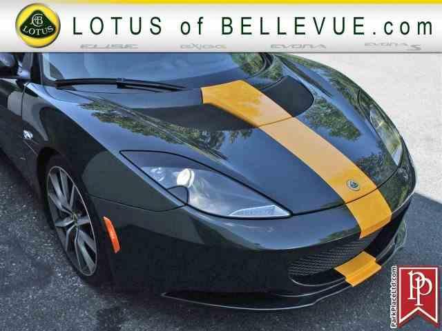 2011 Lotus Evora | 994077