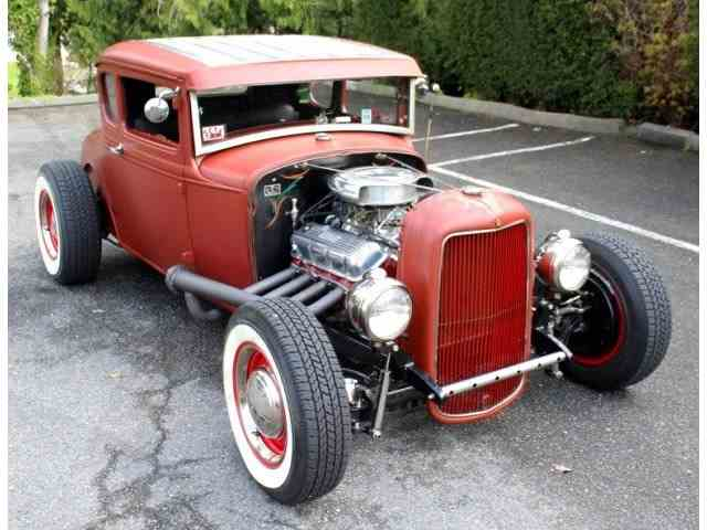 1929 Ford 5-Window Coupe | 994084