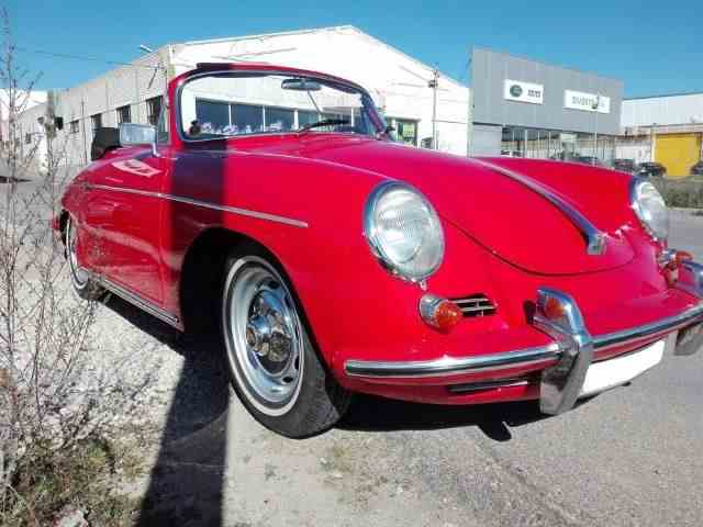 Picture of Classic 1961 Porsche 356B located in Arlington Texas - LB1I