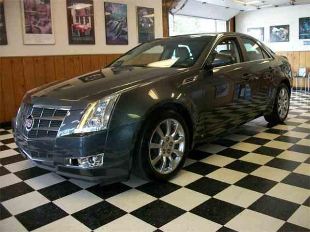 2008 Cadillac CTS | 994090