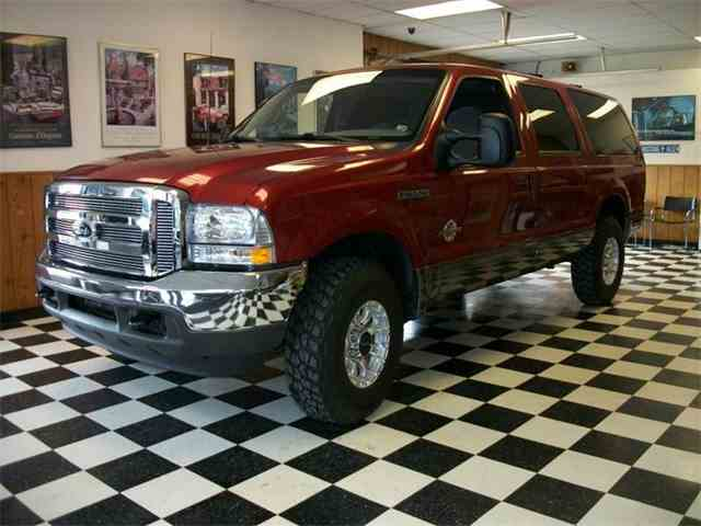 2001 Ford Excursion | 994094