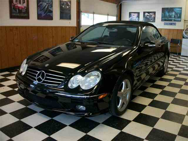 2005 Mercedes-Benz CLK | 994096