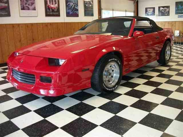 1989 Chevrolet Camaro | 994097