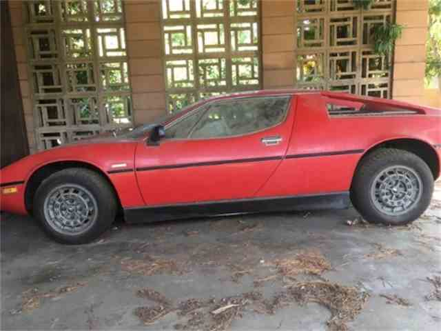 1975 Maserati Merak SS | 994101