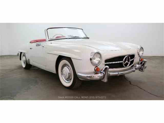 1958 Mercedes-Benz 190SL | 994103