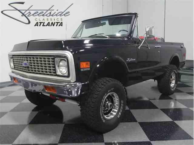 1972 Chevrolet Blazer K5 4X4 | 994104