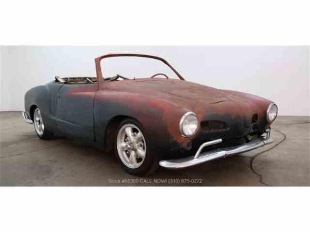 1960 Volkswagen Karmann Ghia | 994109