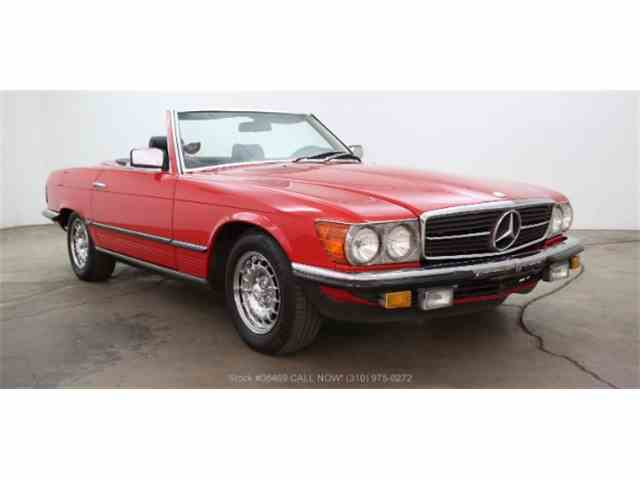 1985 Mercedes-Benz 280SL | 994116