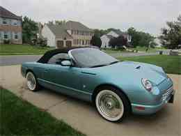 2002 Ford Thunderbird for Sale - CC-994119