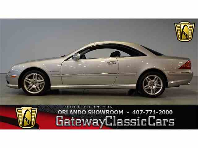 2004 Mercedes-Benz CL55 | 990412